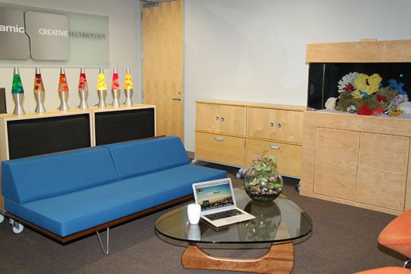 Dynamic Concepts Reception Area